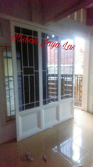 Pintu Geser Minimalis Bogor