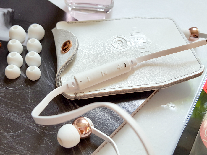 Review: sudio Sweden - Vasa Bla Rose Gold White In-Ear Headphones