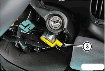 Fiat 500 Manual Ignition Key Release