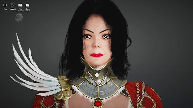 Michael Jackson od Arrahed