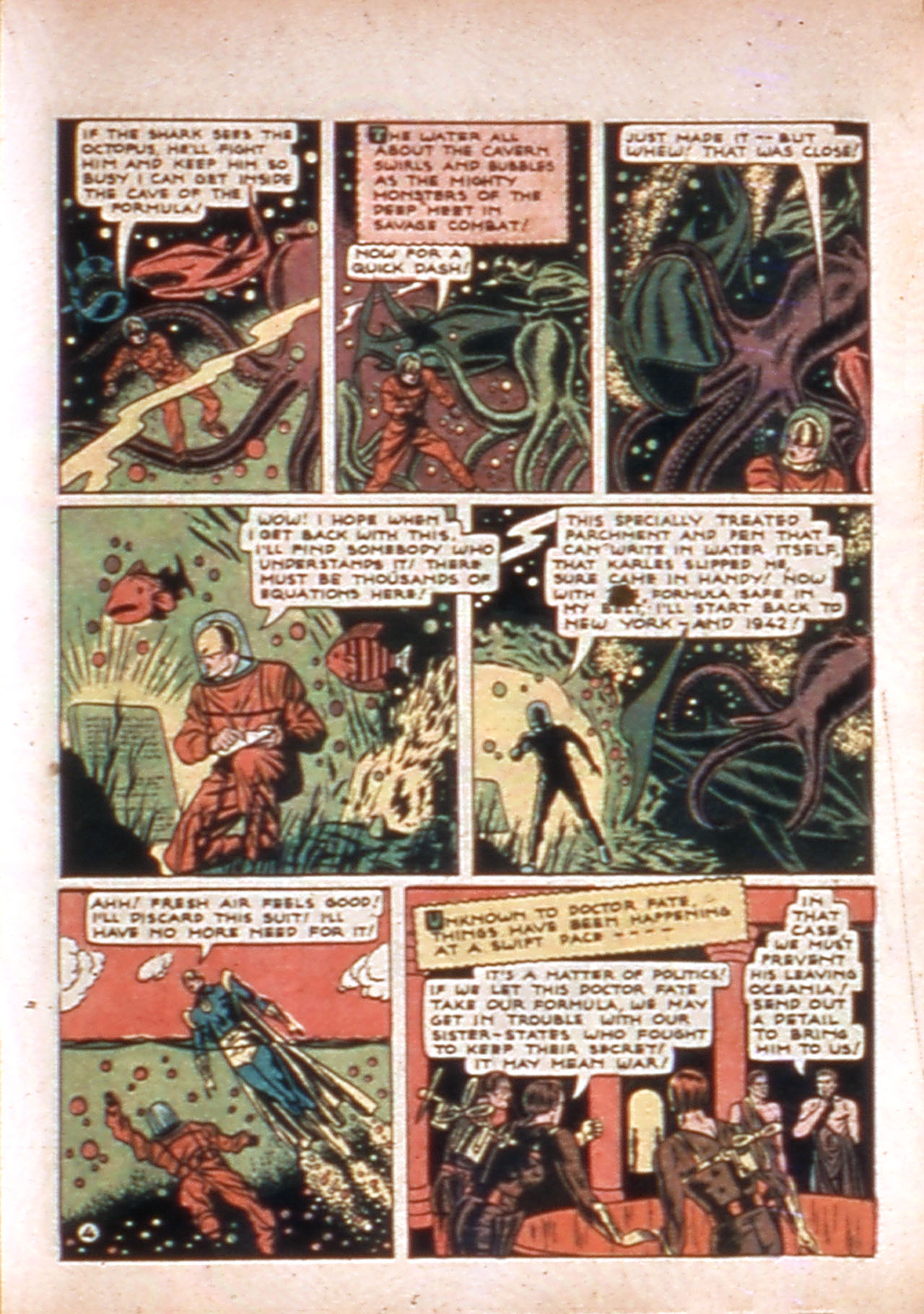 All-Star Comics (1940) issue 10 - Page 38