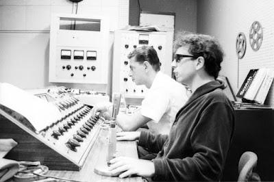 Phil Spector et Larry Levine