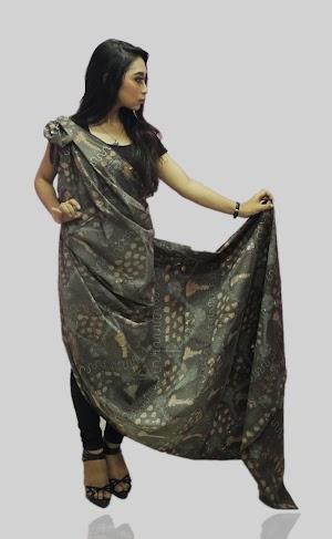 Batik Plesiran (BATIK OF COCONUT OF FIBER BRUSH )