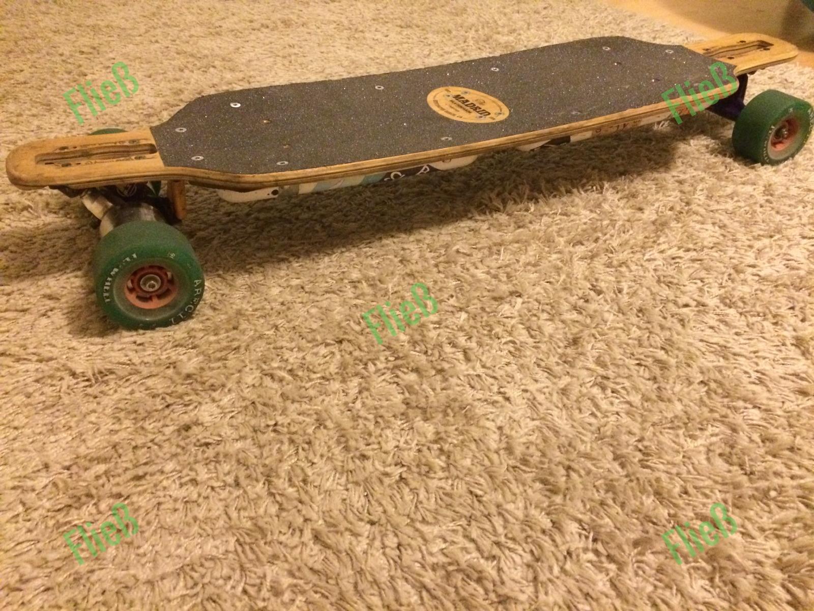 fliess 3 facelift esk8 builds electric skateboard builders