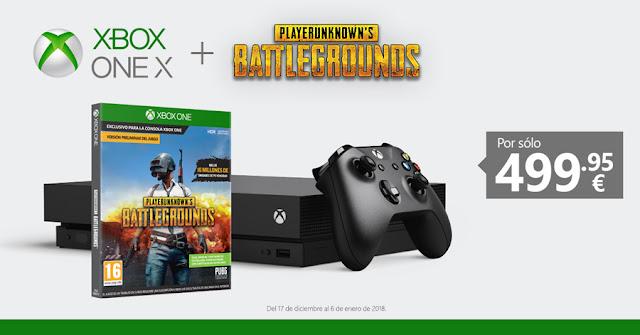 Disfruta de Xbox One estas navidades con estas ofertas y promociones