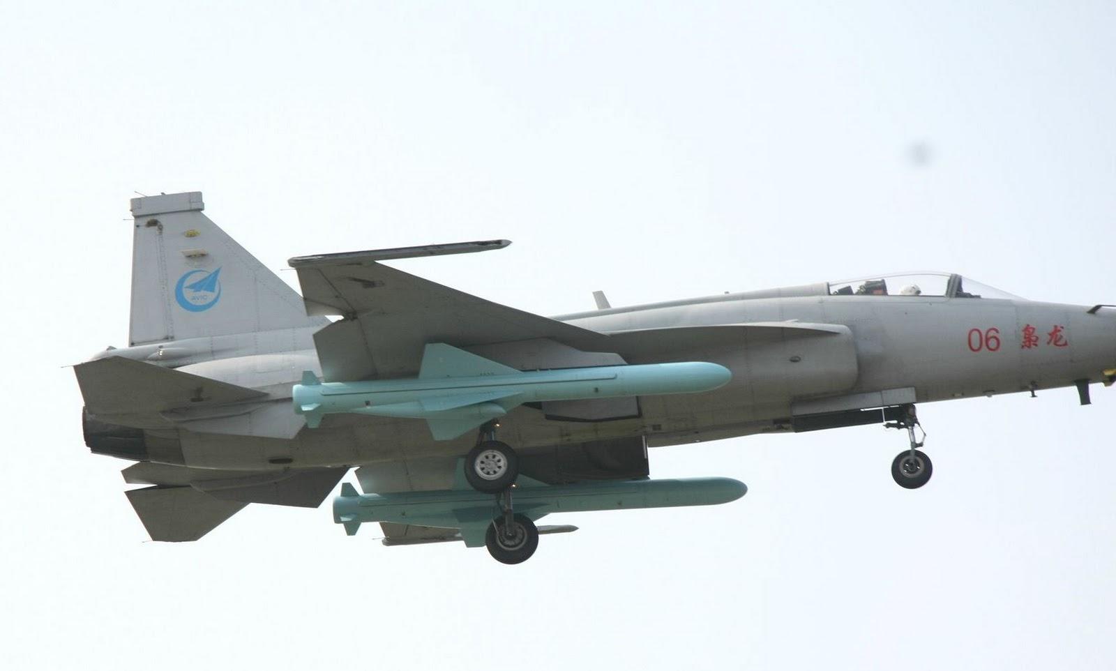 AVIC JF-17 Thunder versus SAAB JAS-39 Gripen - Key