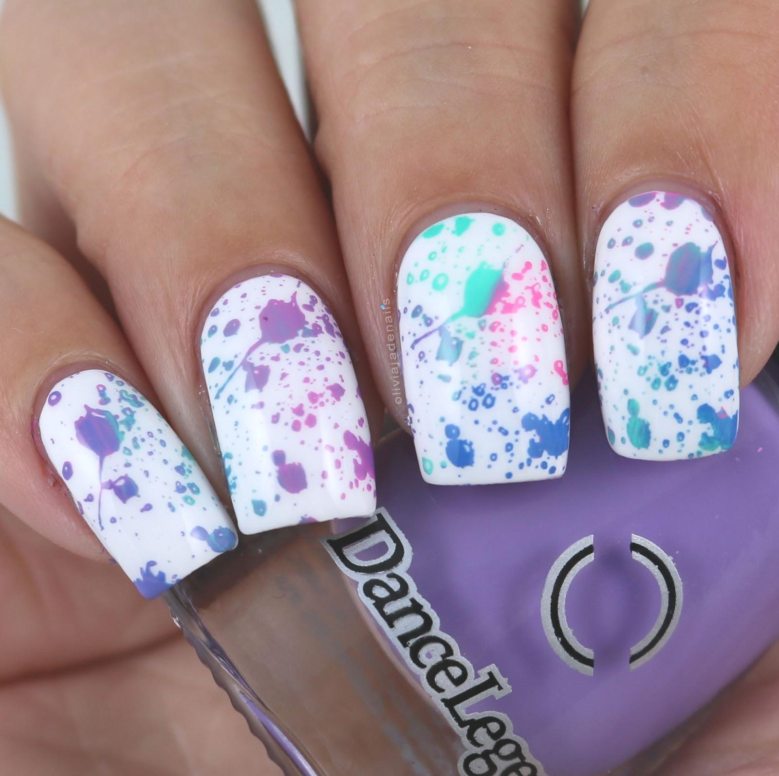 Olivia Jade Nails Lina Nail Art Supplies Make Your Mark 01 Stamping
