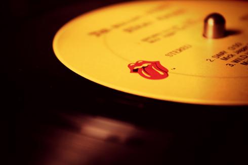 New Stacks of Vintage Vinyl | Editing Luke