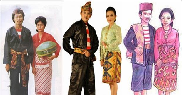 Pakaian Adat Jawa Timur, Gambar Lengkap, dan Penjelasannya ...