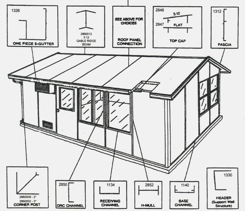 materiales utilizados casas prefabricadas