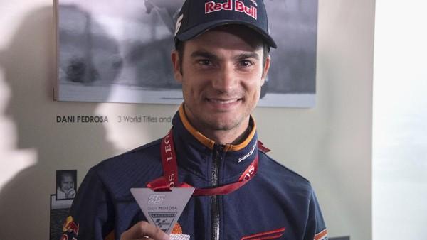 Dani Pedrosa Resmi Jadi Legenda MotoGP