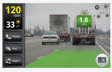 iOnRoad Augmented Driving Lite image