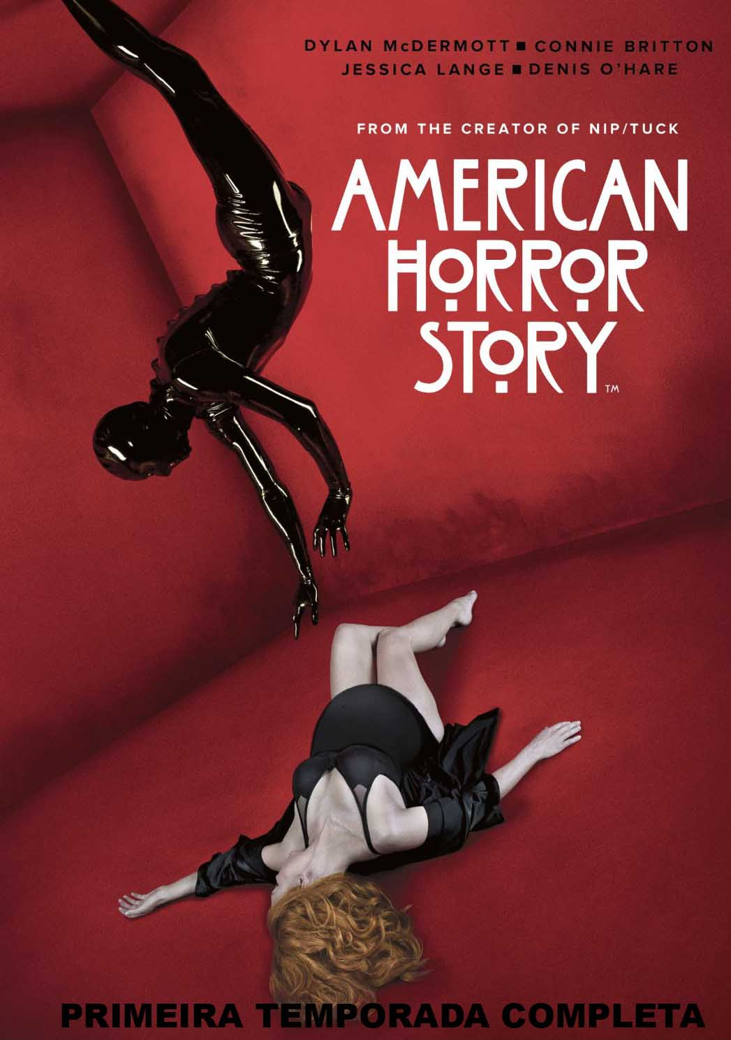 American Horror Story 1ª Temporada Torrent - BluRay 720p Dual Áudio