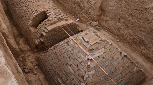 Ο μυστηριώδης πυραμιδωτός τάφος της Κίνας