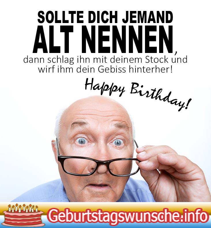 Lustige Geburtstagssprüche Für Männer Wünsche Zum Geburtstag