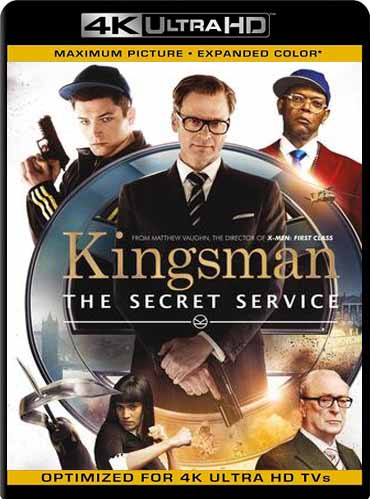 Kingsman: Servicio secreto (2014) 2160p 4k UHD HDR Latino [GoogleDrive] SilvestreHD