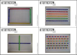 Atelier autonome avec des picos - math