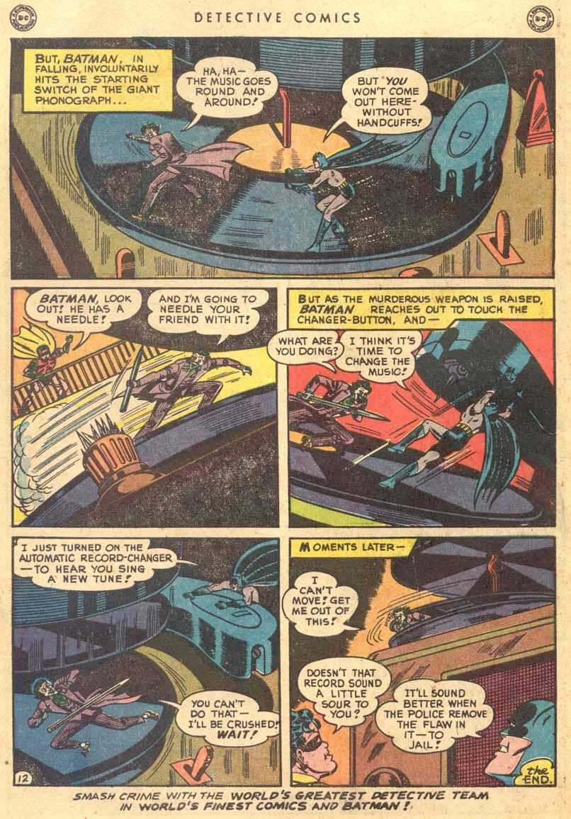 Read online Detective Comics (1937) comic -  Issue #149 - 14