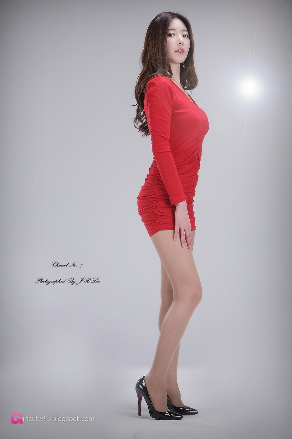 Hot Red  Kim Yoo Yeon