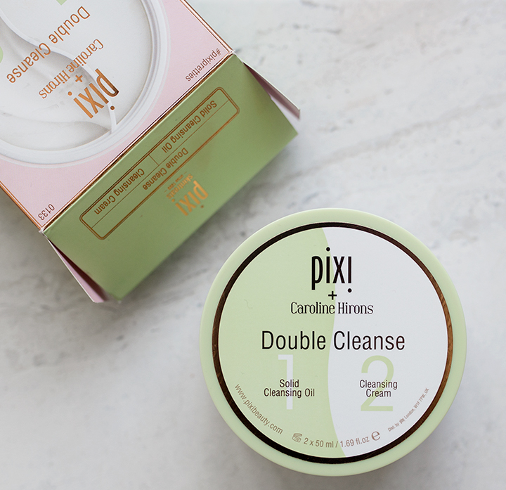 Review | Pixi + Caroline Hirons Double Cleanse