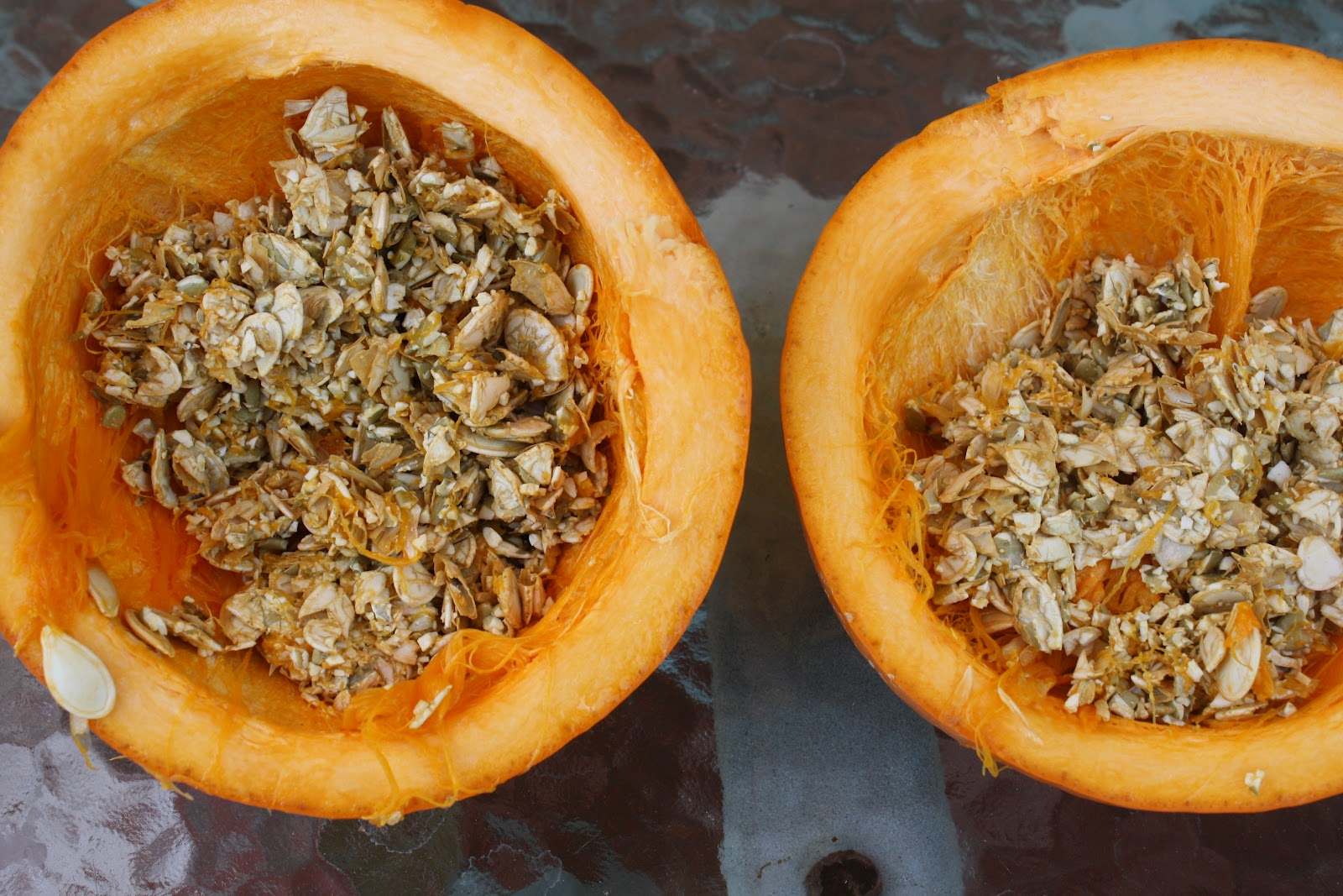 Sunny Simple Life Pumpkin Seeds As A Dewormer For Chickens