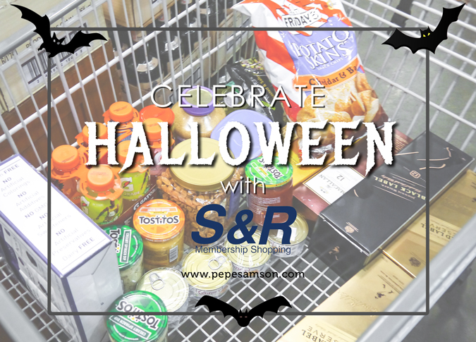 Celebrate Halloween with S&R Membership Shopping!