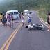POLICIAL: ACIDENTE DE TRÂNSITO NA SERRA DA CARNAÍBA DEIXA DUAS JOVENS FERIDAS