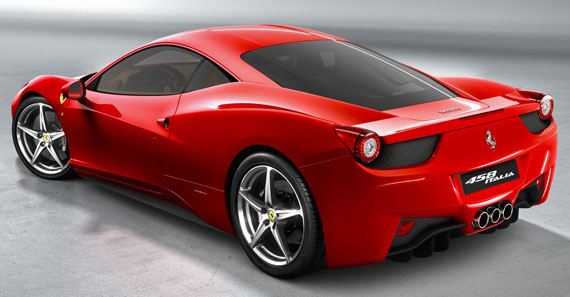 The Top Cars Ever 2011 New Cars Ferrari 548