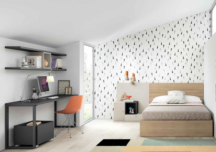 Dormitorio canap 1481 - Dormitorios con canape ...