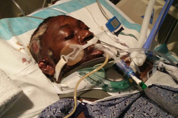 nigerian doctor struck car las vegas