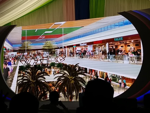 Mal Ciputra CitraRaya Tangerang Siap Dibangun