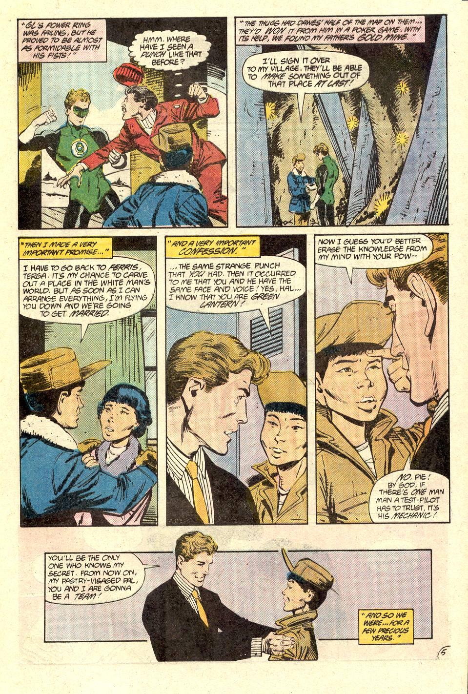 Read online Secret Origins (1986) comic -  Issue #36 - 24