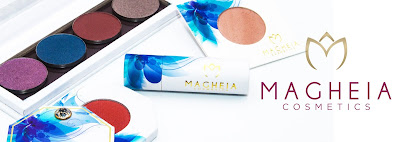 Magheia Cosmetics - Oktagon Collection (ombretti) e Paris Collection (rossetti) + Palette