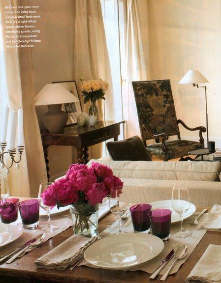 Southland Avenue Setting The Table Like Ina Garten