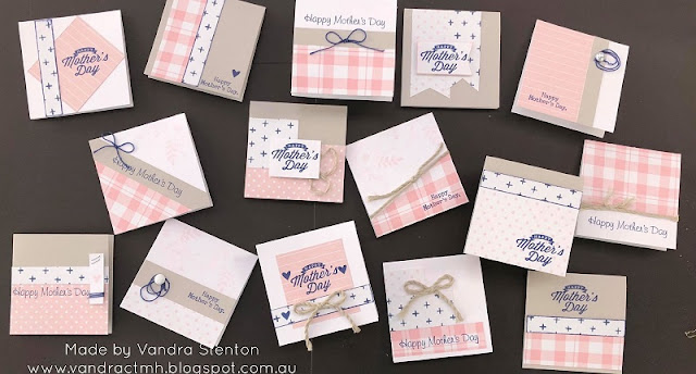 #CTMHVandra, 3x3 sized cards, bows, cardmaking, color dare, Colour Dare Challenge, crochet, crosses, floral, gingham, hearts, Mothers Day, plaid, scraps, stamping, TicTacToe, twine, #ctmhSweetGirl