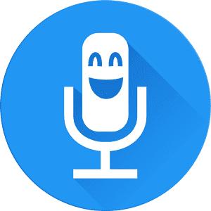 برنامج Voice changer with effects