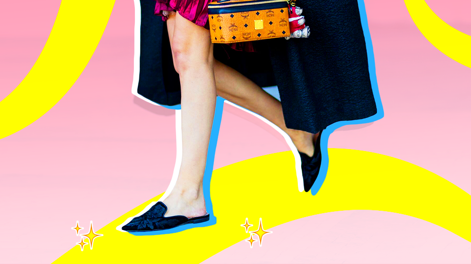 Yuk Kenali Pointy Flats Shoes Untuk Berbagai Acara