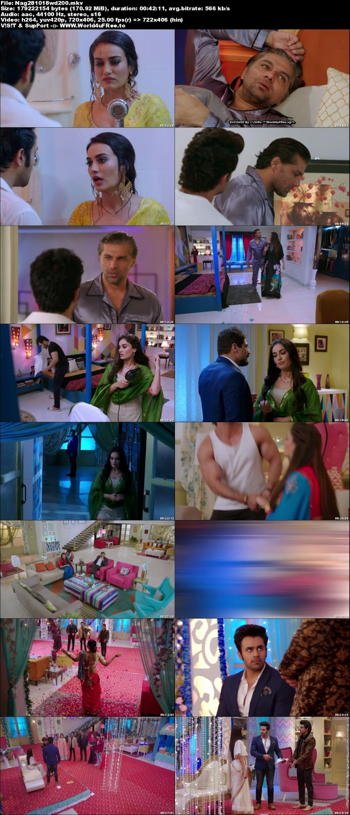 Naagin Season 3  2018 Episode 44 HDTV 480p 200mb world4ufree.vip tv show Naagin Season 3 hindi tv show Naagin Season 3  Colours  tv show compressed small size free download or watch online at world4ufree.vip
