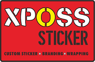 XPOSS STICKER