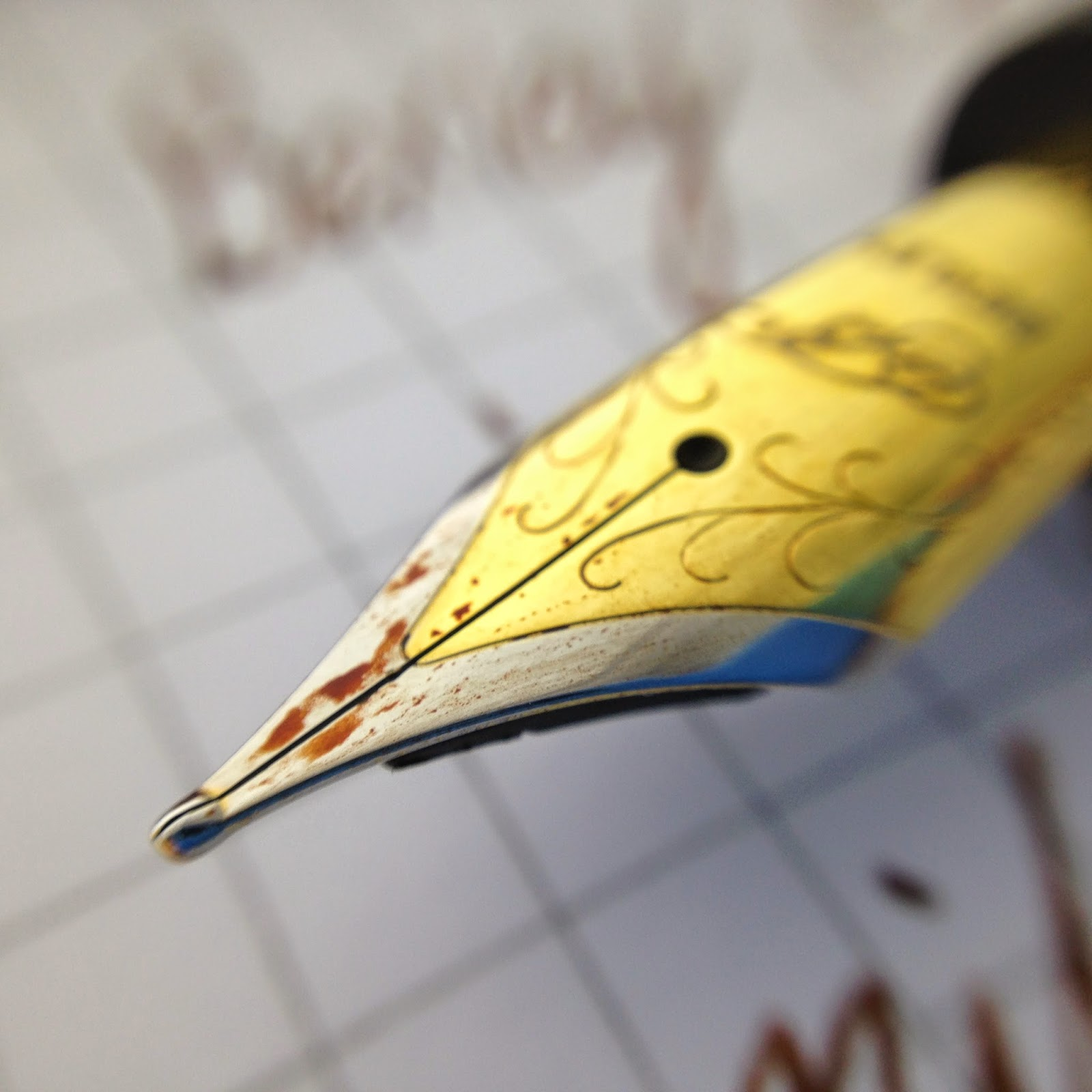 Bexley Phoenix Fountain Pen Review
