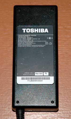 Toshiba satellite a105-s4064
