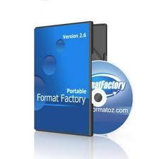 تحميل برنامج فورمات فاكتوري 2017 Download Format Factory Free
