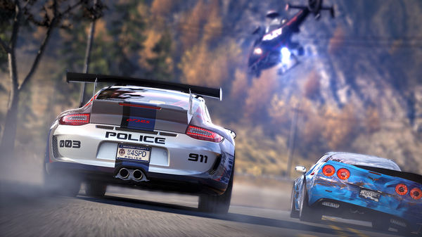 Need For Speed Hot Pursuit PC Full Version Screenshot 2