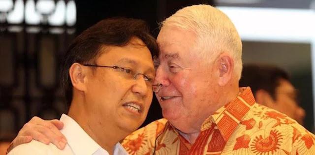 Pemegang Saham Mayoritas Freeport Indonesia Mau Untung Kok Jadi Buntung