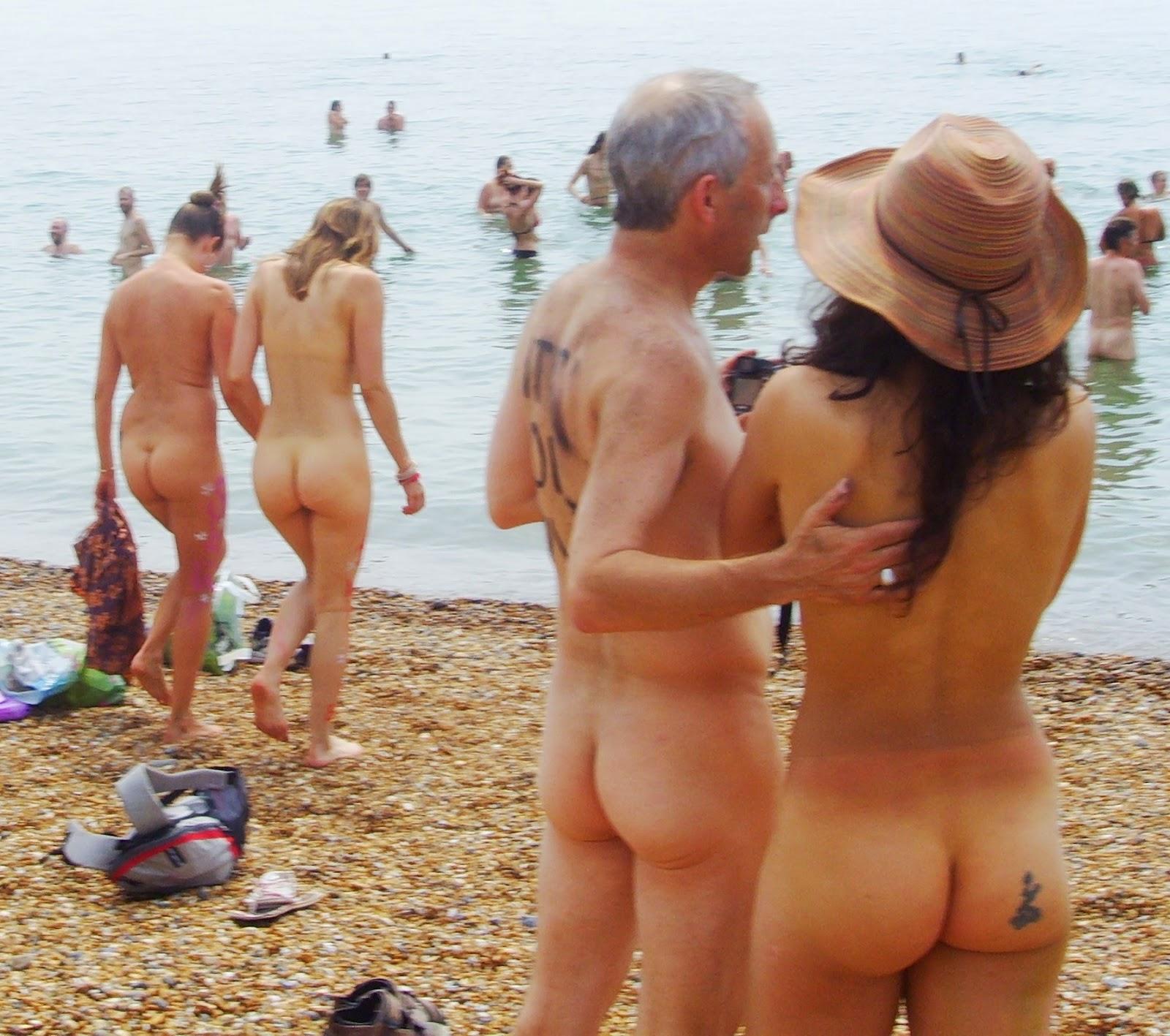 Nude Beach Brighton Uk