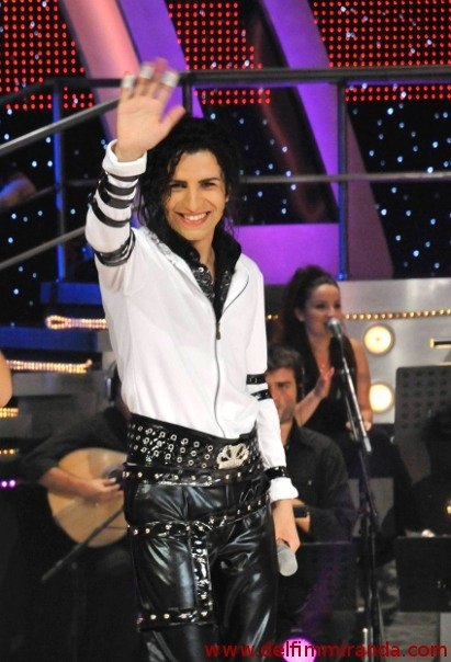 Delfim Miranda - Michael Jackson Tribute - Live on TVI - Portugal