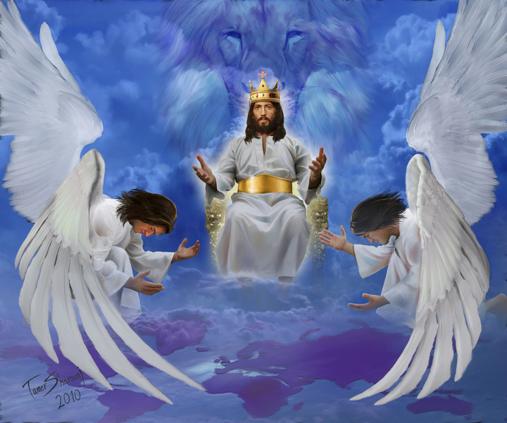 Blessings & Prayers - Bendiciones Y Oraciones: King, Prince and God