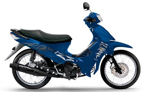 Suzuki BEST 125: Azul