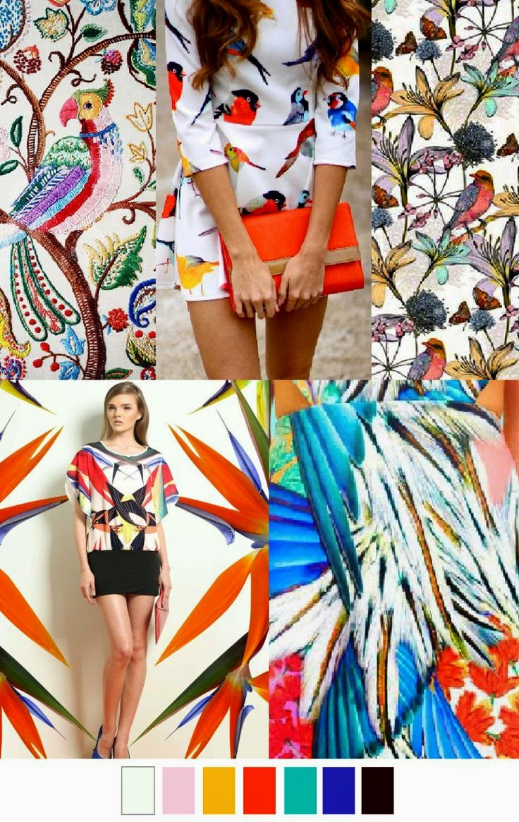 Fashion cycles and recycles