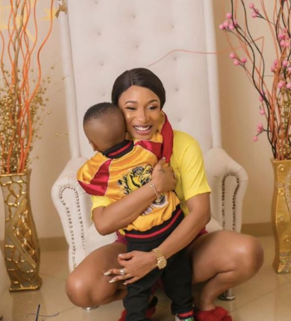 I will give you the whole world and more - Tonto Dikeh the